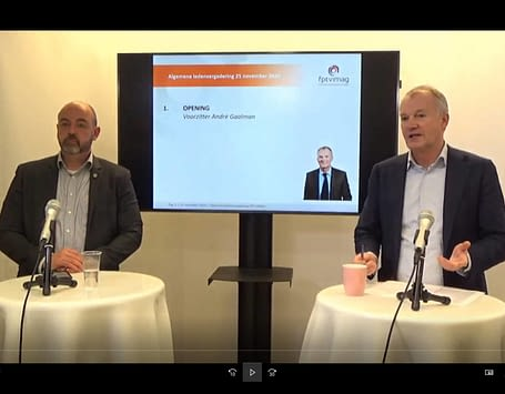 Ledenvergadering FPT-VIMAG: TechniShow 2022 en nieuwe voorwaarden